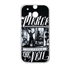 Pierce The Vell Design Fashion Comstom Plastic case cover For HTC One M8