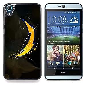 "Qstar Arte & diseño plástico duro Fundas Cover Cubre Hard Case Cover para HTC Desire 826 (Raiders"")"