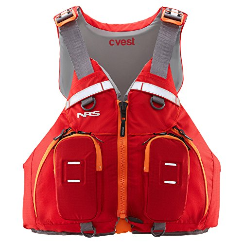 NRS cVest Mesh Back PFD Red S/M