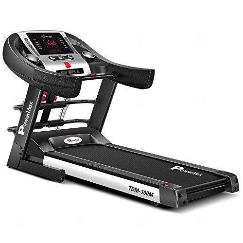 PowerMax Fitness TDM-100M (2.0HP) Treadmill