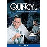 Quincy, M.E.: Season 4 by Shout! Factory by Georg Fenady