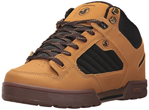 DVS Apparel Militia Boot, Scarpe da Skateboard Uomo Jaune (Chamois Leather)