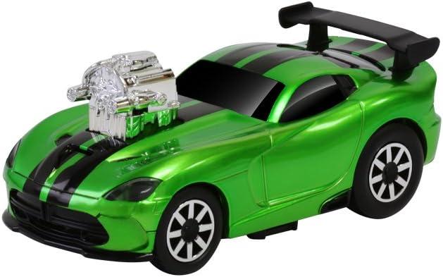 Ridemakerz Xtreme Customz Turbo Race Set Engine Pipes /& Green Spoiler