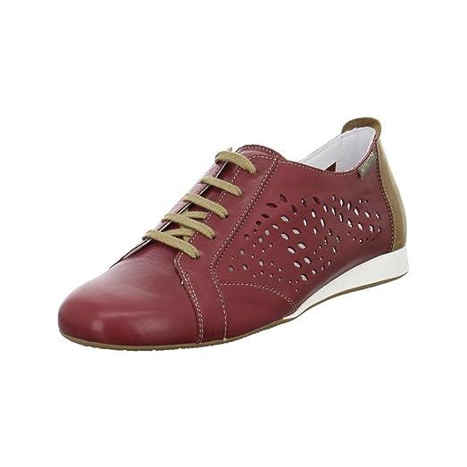 Mephisto - Zapatos de cordones para hombre marrón Size: 39 nRuaXDrQW