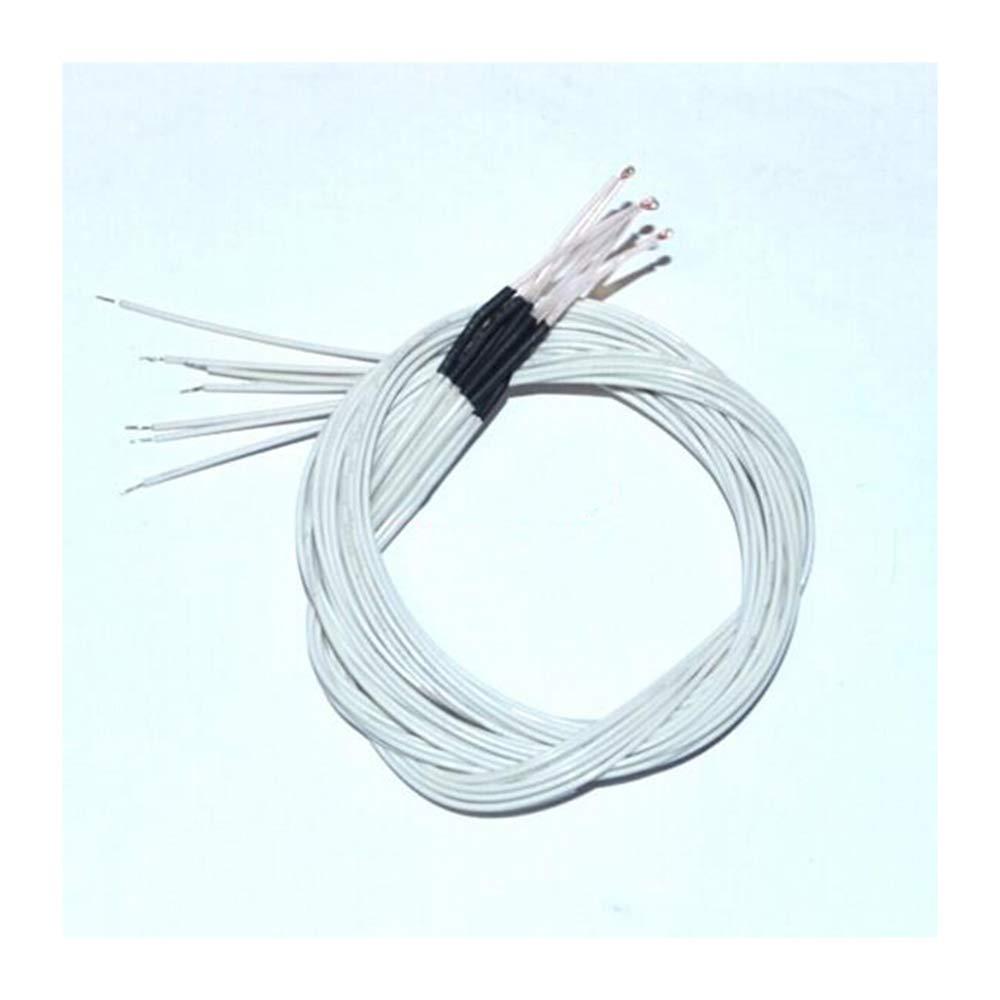 Termistors de 5Pcs / Lot 100K Ohm NTC 3950 con el Cable para la ...