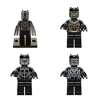 Black A Figura Panther MarvelAmazon De Lego La Se Acción Adapta 0vmNnO8w
