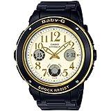 Casio Baby G Women BGA151EF-1B Year-Round Analog-Digital Automatic Black Watch