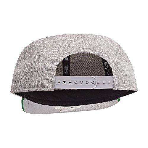 New Era Snapback Cap - New England Patriots gris / vert