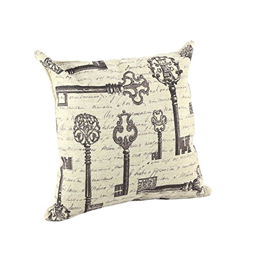 Antique Throw Pillow - 7