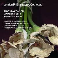 Shostakovich: Symphony No. 6 [Vladimir Jurowski, Tatiana Monogarova] [LPO: LPO-0080]