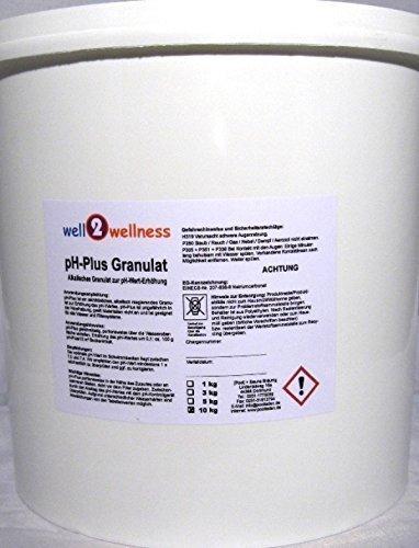 pH Plus Granulat / pH Heber Granulat 10 kg