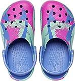 Crocs Kids' Classic Ombre Clog, Lapis 10 M US