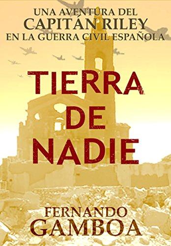 Portada del libro Tierra de nadie de Fernando Gamboa