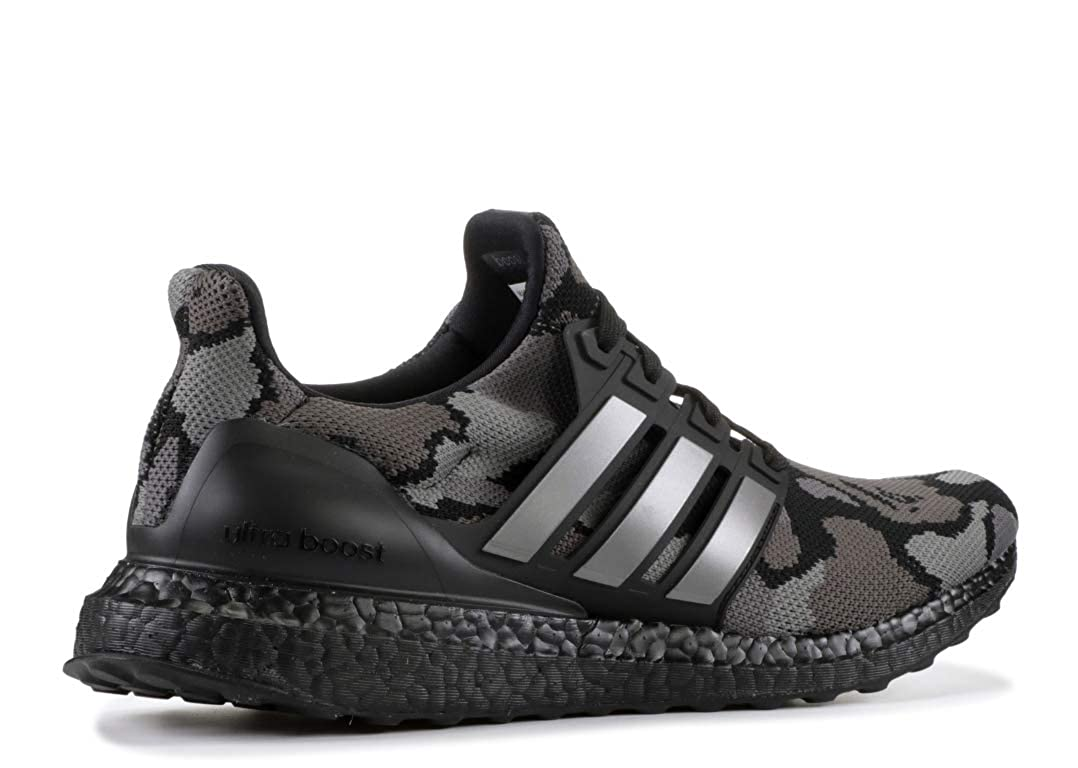 great fit d6548 2fe07 Amazon.com | adidas Bape X Ultraboost 'Black Camo' - G54784 ...