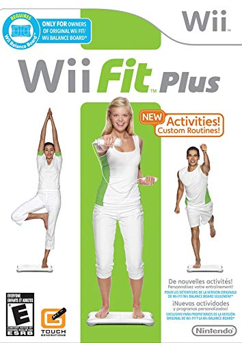 Wii Fit Plus by Nintendo (Image #1)