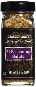 Trader Joe's 21 Seasoning Salute (Pack of 2)