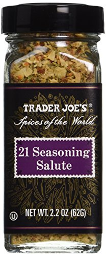 Trader Joes Seasoning Salute Pack