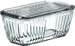 Anchor Hocking 85695L11 Bake \'N Keep Storage Container - 2 Piece Set