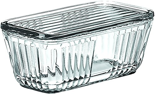 Anchor Hocking Bake and Store Dish with Glass Lid, 5 Cup
