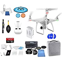 DJI Phantom 4 Quadcopter Blast Off Starter Bundle