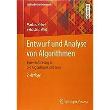 Entwurf und Analyse von Algorithmen: Eine Einführung in die Algorithmik mit Java