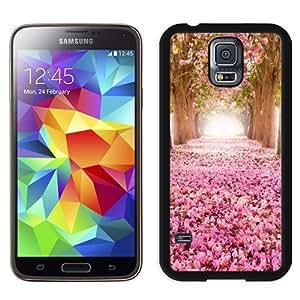 Fashion DIY Custom Designed Samsung Galaxy S5 I9600 Phone Case For Love Path Phone Case Cover