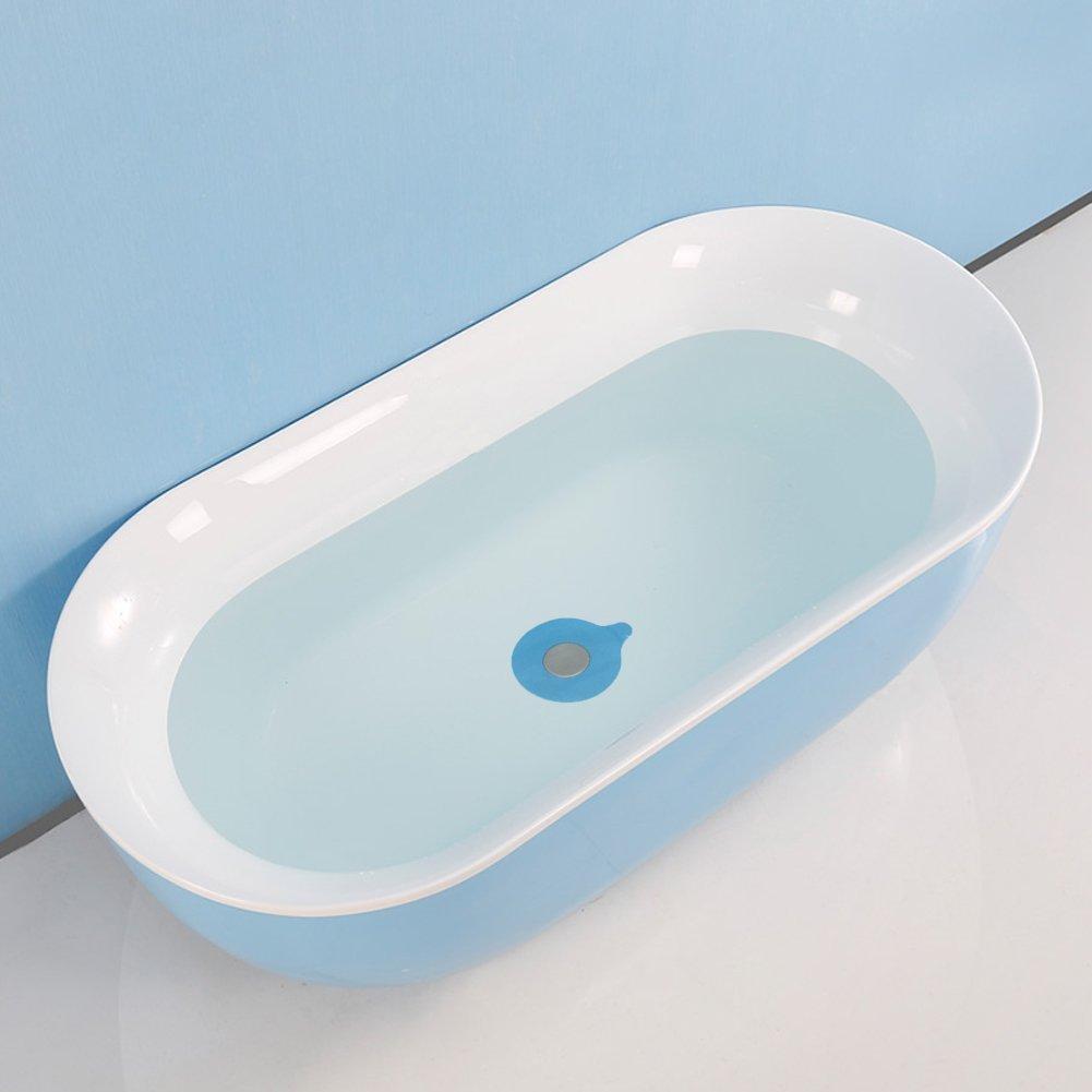 Amazon.com: MIBOW 2 Pack Bathtub Drain Cover, Tub Stopper Drain Plug ...