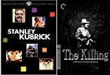 Kubrick The Killing Criterion DVD + Warner Home Video Directors Series (2001 A Space Odyssey / A Clockwork Orange / Eyes Wide Shut / Full Metal Jacket / The Shining / A Life in Pictures) Collection