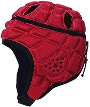 YANGF Air Rugby Headguards,Soft Helmet Scrum Cap,7v7 Flag Football Headgear for Kids