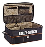 Harley Davidson Trunk Organizer/Locker, Black