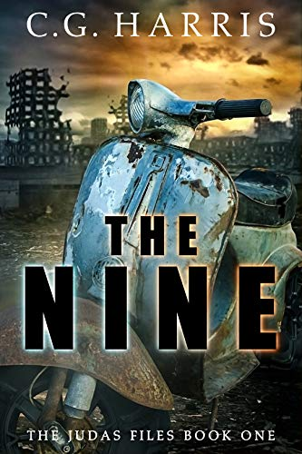 The Nine by C.G. Harris ebook deal