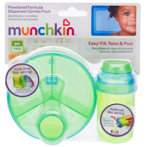 Amazoncom Munchkin Formula Dispenser Combo Pack Colors May Vary