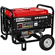 DuroMax XP4000S-CA 4000W Air Cooled OHV Gasoline Powered Portable RV CARB Approved Generator