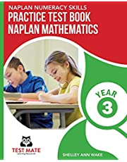NAPLAN NUMERACY SKILLS Practice Test Book NAPLAN Mathematics Year 3