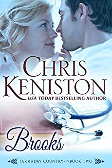 Brooks (Farraday Country Book 2) by [Keniston, Chris]