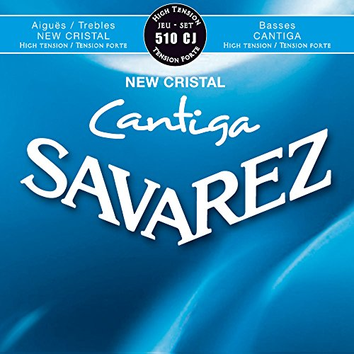 istal Cantiga HT High Tension Classical Guitar Strings ()