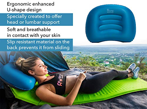 Buy backpacking pillows
