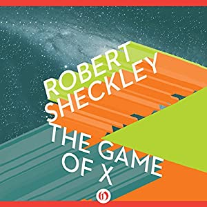 The Game of X Audiobook