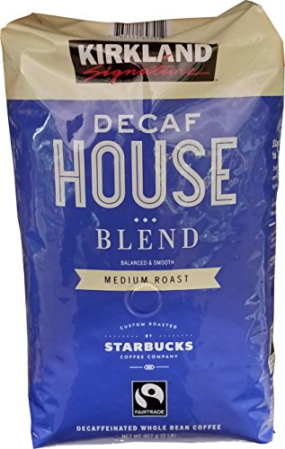 Kirkland Signature Decaf House Blend Coffee 2 lb.