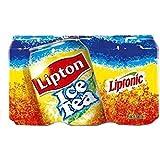 Lipton ice tea liptonic 6x33cl - Prix Unitaire - Livraison Gratuit En France métropolitaine sous 3 Jours Ouverts