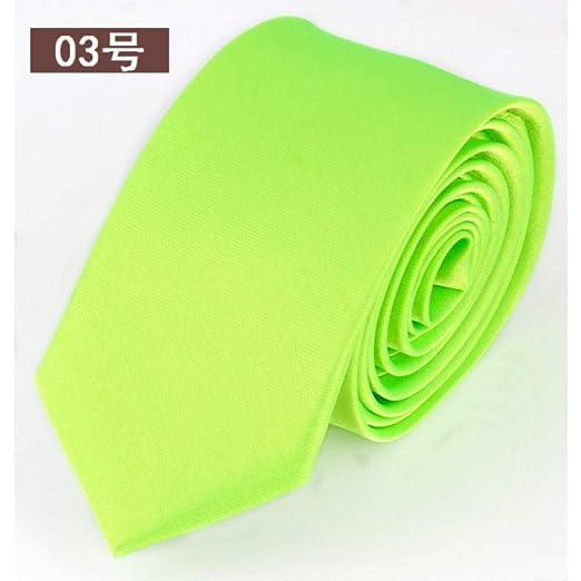 Mans Accesorios Slim Skinny Tie Para Hombres Jacquard Woven Solid ...