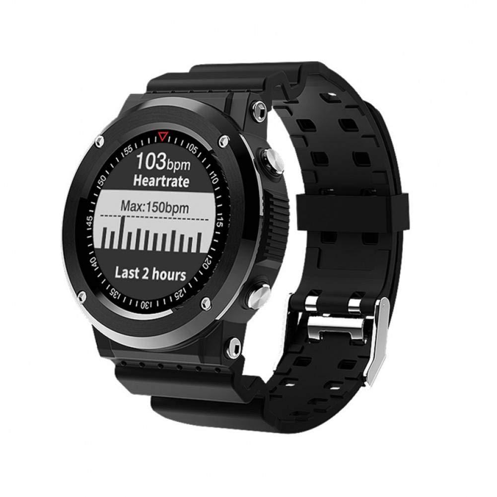 FJTYG Reloj con GPS Reloj Deportivo Smartwatch Soporte De ...