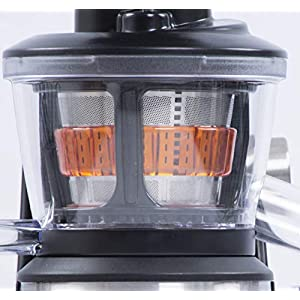RGV Juice Art New Estrattore, 400 W, 1 Decibel, Acciaio Inossidabile, Argento - 2021 -