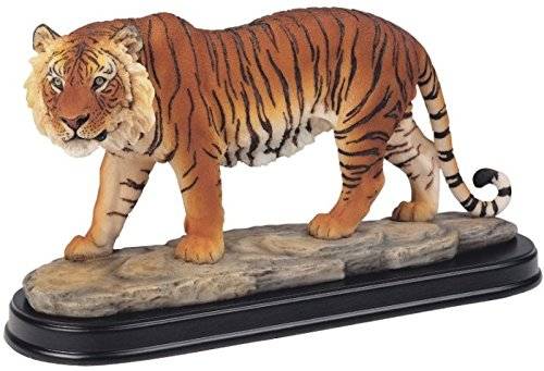 George S. Chen Imports SS-G-11449 Bengal Tiger Collectible Wild Cat Animal Decoration Figurine Statue -