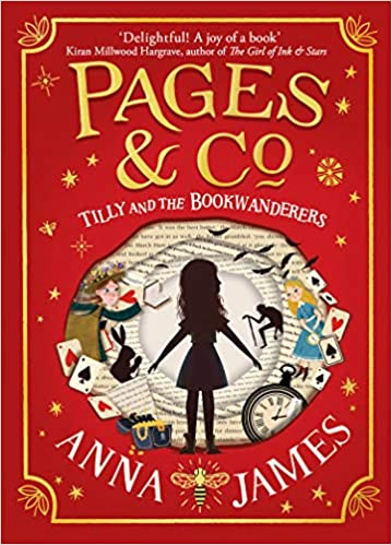 Image result for pages and co book cover