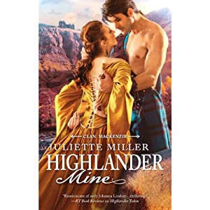 Highlander Mine Audiobook