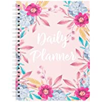 Lauret Blanc A5 Size Daily Planner, to do List, Gratitude Journal- 80 GSM, 160 Pages. Plan for 80 Days.