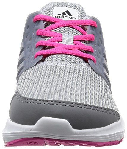 adidas galaxy 3.1 w - Zapatillas de deporte para Mujer, Gris - (GRITRA/GRIS/ROSSEN) 36