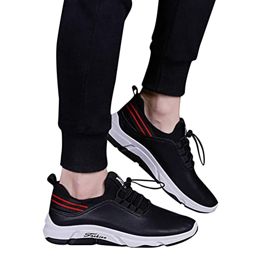 Amazon.com: kaifongfu Sport Shoes Men Comfortable Footwears Sneaker Shoes: Clothing