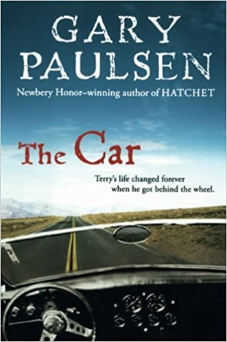 The Car Book >> Amazon Com The Car 9780152058272 Gary Paulsen Books